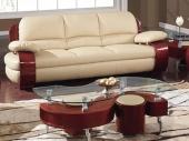 Естествена кожа за тапицерия на мебели