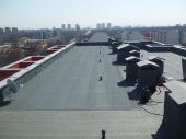Спасов строй - ремонт на плосък покрив
