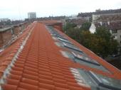 Спасов строй - ремонт на покрив
