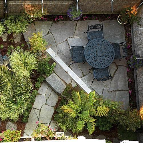 Urban Backyard Garden Ideas : ??????????? ??? ? ?????? ???? ? ???? 2