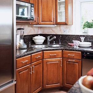11 - Soluciones para muebles de cocina en esquina ...