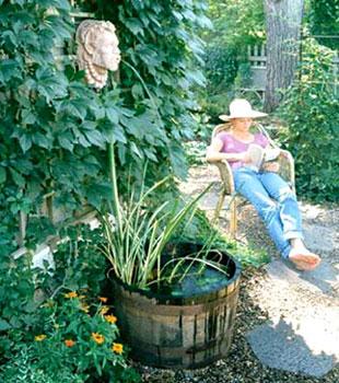 Обзавеждане и подредба на двора и градината! 07