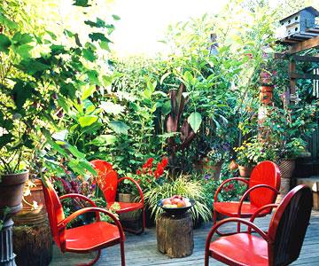 Обзавеждане и подредба на двора и градината! 09