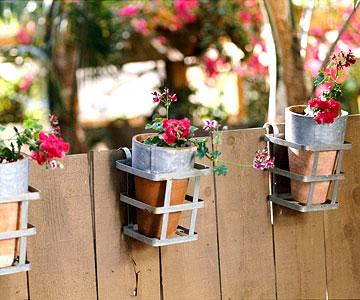 Обзавеждане и подредба на двора и градината! 11