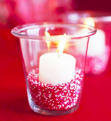 Más luz para la fiesta de San Valentín