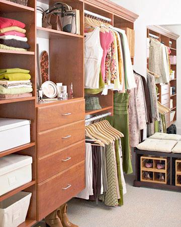 Креативни идеи за гардероба comfort bg