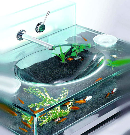 10 необикновени аквариума