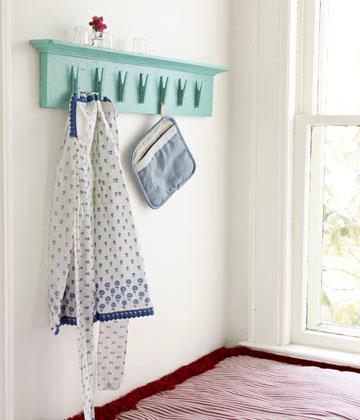 8 интересни проекта с... щипки за пране