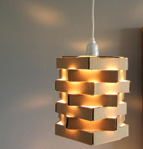 Натяжной светильник своими руками 960