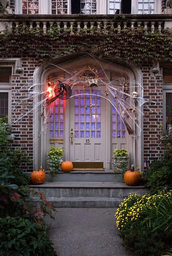 Украсете дома си за Хелоуин