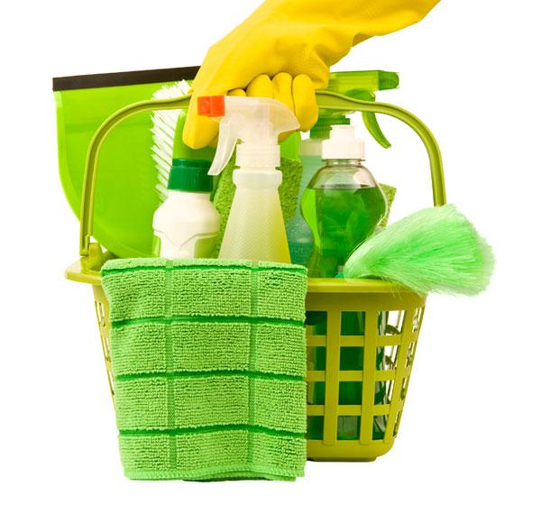 Хитрини за по-лесно почистване на стаите