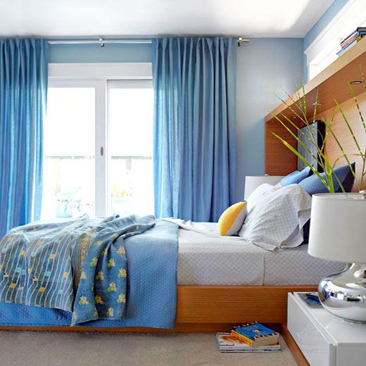 8 страхотни цветови схеми за спалнята