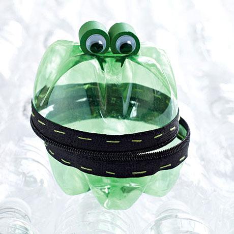 Еко жабка за вещите в детската стая
