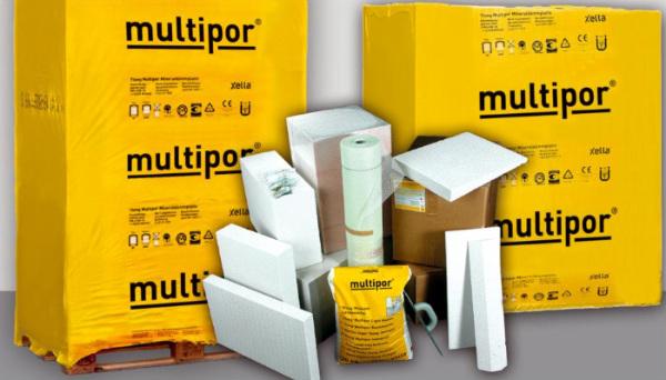 Система Multipor – топлоизолация без компромиси