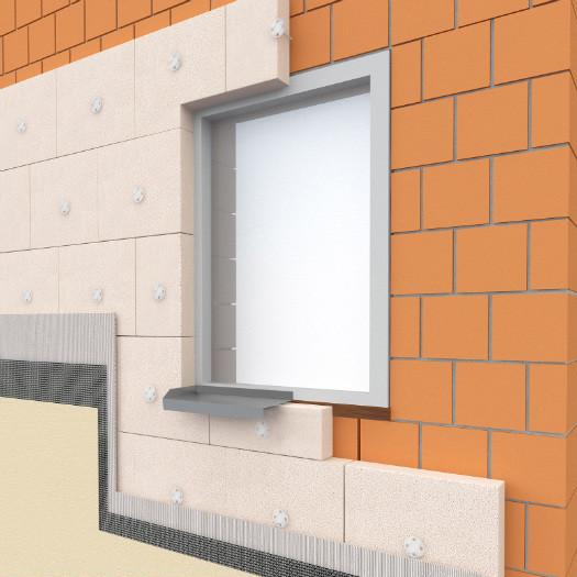 Фасадна топлоизолационна система