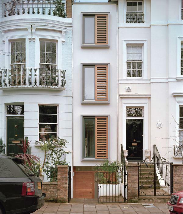 Най-тесните къщи в света