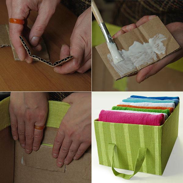 Полезные вещи из бумаги и картона