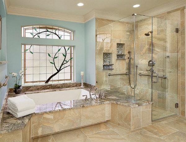 Горещи тенденции в дизайна на банята за 2015 г.