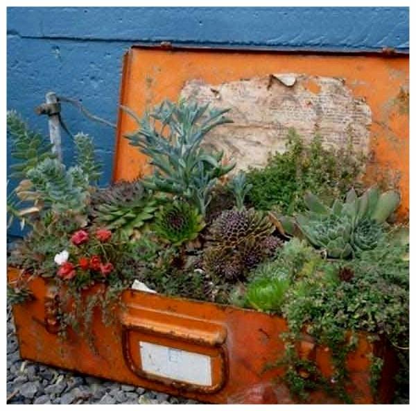 Нестандартни идеи за градината