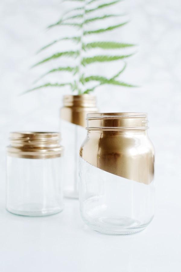 Креативни идеи за дома: лесни декоративни вазички