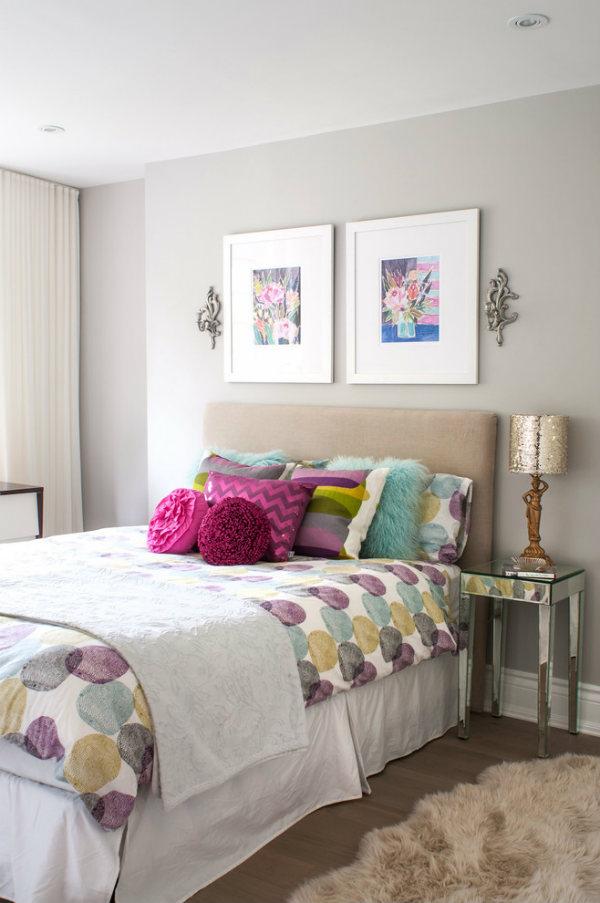 Как да обзаведете стилна и романтична спалня в бежово-кафяво