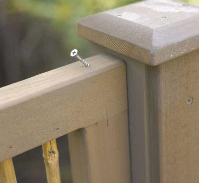 За двора и градината Fence_bamboo