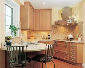 Интериорни стратегии за малката кухня