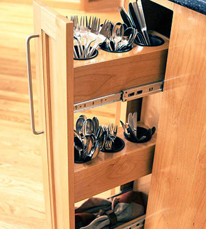 Special Kitchen Drawers