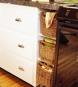 Kitchen Basket Accessories