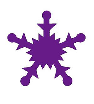 Декорация и украса за дома Snowflake_scheme