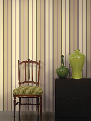wallpaper room. whether you do one room or