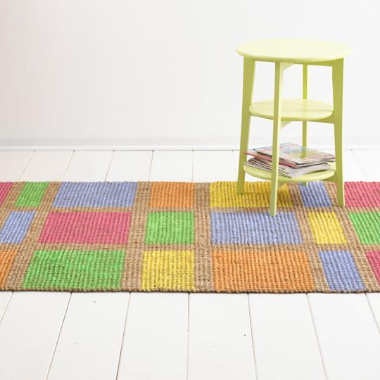 Идеи за подовата настилка цветно