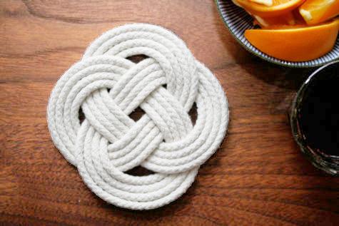 Asian symbol trivet