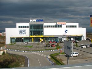 Нов търговски център на Уницем отвори врати в София