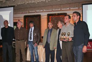 Седмото национално Брамак първенство на покривачите се проведе в Поморие