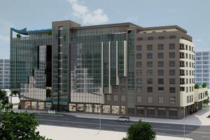 Комплекснa сграда 'Galaxy Trade Center'