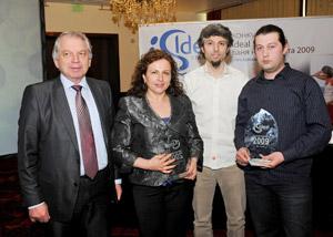 За шеста година бяха раздадени наградите в конкурса Ideal Standard Баня на годината