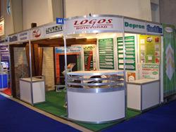Логос Ботевград представя системи за топлоизолация на Стройко 2000