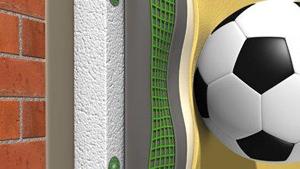 Ceresit CT 85 - ново поколение строителен разтвор за лепене и шпакловане на топлоизолационни плочи от полистирен