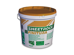 USG стартира у нас продажбата на най-новия си продукт - Sheetrock Finitura