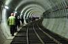 Половината метро до 'Надежда' e готово