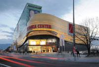 'Сердика център' - най-модерно заключеният търговски център