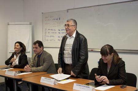 Фирма Киров АД спечели финансиране по оперативна програма 'Развитие на човешките ресурси 2007-2013 г.'