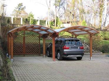 Икопал представя своя продукт Carport Wood 4.0