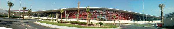 'Рейнарс Алуминиум' разработи нови профили за увеселителен парк в Абу Даби