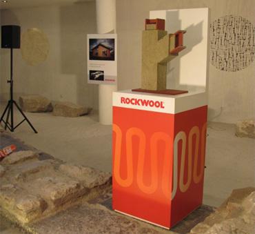 Rockwool представя изолационни технологии от каменна вата