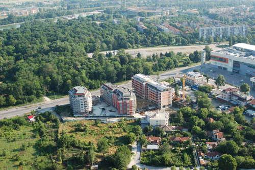 'Западен парк' - уникалният 'зелен' комплекс на Пловдив