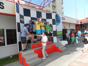 Алу Кьониг Щал България организира квалификационен кръг на шампионата Schuco Kart-Challenge 2011