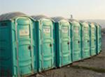 Отдаване под наем и сервизно обслужване на преносими химически тоалетни