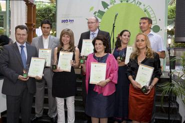 Ytong с признание за принос в устойчивото зелено строителство